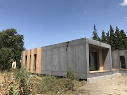 Row House Meaning - popup house making passive construction easy