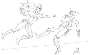 wonder woman archives worlds on paper