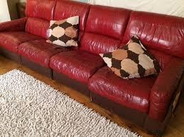 retro leather sofas gimson slater vintage retro sofa leather in easton bristol