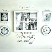 Gallery Wall Frames by Wall Ideas Gallery Wall Set Wall Gallery Frame Set Ideas
