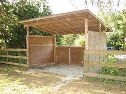 How To Build A Cheap Shed Plans by The 25 Best Horse Shelter Ideas On Pinterest Field Shelters