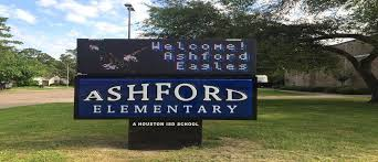 ashford elementary homepage
