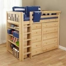 loft bed with storage bedroom furniture