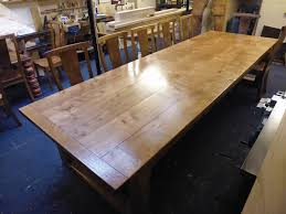 large dining table quercus furniture homes design inspiration