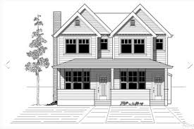 100 multi family home plans multi family house plans narrow