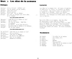 quia spanish workbook answers
