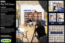 Ikea Furniture Catalog by Ikea U2013 The 3 D Cover This Is Not Advertising