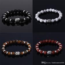 luxury bead bracelet images Wholesale mens bracelets luxury jewelry bead natural stone jewelry jpg