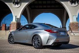 2017 lexus coupes 2017 lexus rc 350 our review cars com
