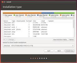 format as fat32 ubuntu penguintutor installing ubuntu on a dell inspiron 17 laptop 7737