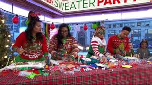 Christmas Sweater Party Ideas - how to throw the ultimate ugly christmas sweater party video abc
