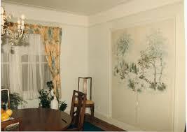 Bonnie Siracusa Murals  Fine Art - Dining room mural