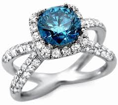 blue diamond wedding rings blue diamond wedding rings fresh 1000 ideas about blue diamond