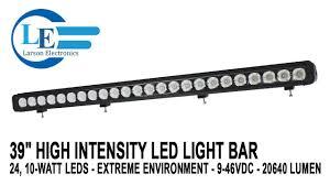 24 Led Light Bar by 39
