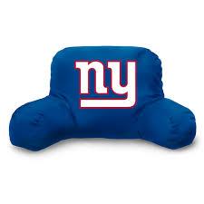 york giants bed rest pillow