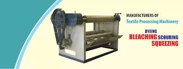 Woodworking Machinery Manufacturers In Ahmedabad by Chamunda Enterprise Textile Processing Machinery Manufacturers