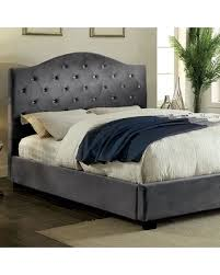 platform bed with led lights don t miss this deal betelgeuse collection cm7421gy ck bed