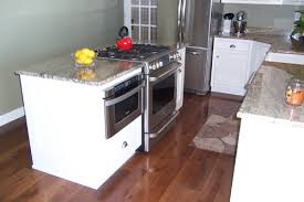 range in island kitchen slide in range and kitchen sink