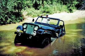 water jeep jeep stuck in water photo 119165837 jeep stuck edition sideways