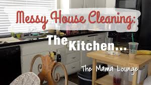 messy house cleaning the kitchen speed clean 2017 filthy