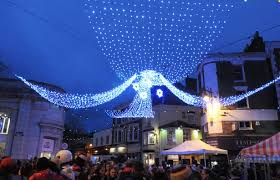 every christmas light switch on in kent in 2017 kent live