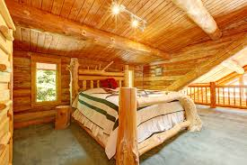 Log Home Bedrooms 33 Stunning Log Home Designs Photographs