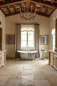 Country Bathroom Decor French Country Home Flooring Wall Stone Tile Wood Pinterest