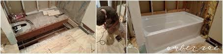 How To Replace Bathroom Subfloor Blog U2014 Amber Rae Photography
