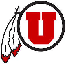 Flag With 2 Red Stripes And 1 White Utah Red Zone