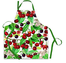 michel design works u2013 apron u2013 black cherry summer kitchen