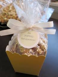 engagement party favors popcorn cookies great color openers bottle engagement party favors