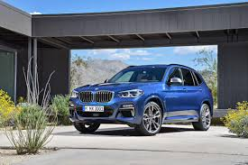 2018 bmw x3 packs first ever performance model