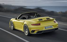 how fast is a porsche 911 turbo drive review 2016 porsche 911 turbo cabriolet