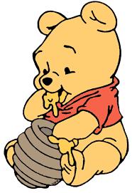 baby pooh clip art disney clip art galore