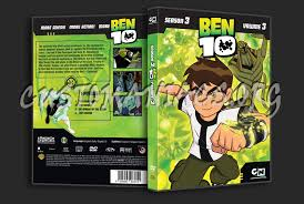 Seeking Season 3 Dvd Release Date Ben 10 Season 3 Volume 3 Dvd Cover Dvd Covers Labels By