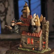 Halloween Village Decorations by 124 Best Halloween Village Display Images On Pinterest Halloween