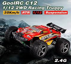 sale goolrc c12 brushed monster truck buggy rc car rcmoment