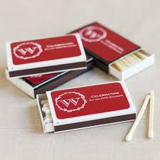 wedding matchboxes 20 unique and cheap wedding favor ideas 2