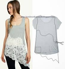 25 inspirational ideas for transforming your shirts