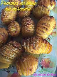 le curcuma en cuisine pommes de terre au curcuma la cuisine de caro