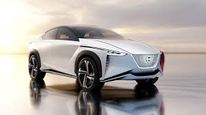 nissan imx is a self driving electric suv concept