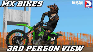 can am motocross bikes mx bikes beta 6 3rd person view forest raceway crashes
