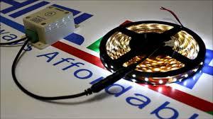 hitlights motion sensor pir controller for led light strips