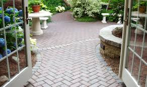 Patio Paver Base Material by Patio Materials Pros U0026 Cons Brian Kyles