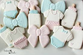 Onesie Baby Shower Favors Gender Reveal Party Cookie Favors Baby Shower Cookies Baby