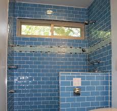 blue tiles bathroom ideas upgrade your monotonous subway tile into a colored subway tile