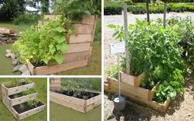 Garden Raised - good things in small boxes urban garden tiny footprint webecoist