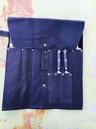 knives knives case leather vd black storage knives case leather vd black