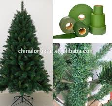 different types artificial decoration pe branch artificial palm