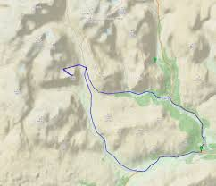 Map A Running Route by Cairngorm Trail Running Routes And Maps